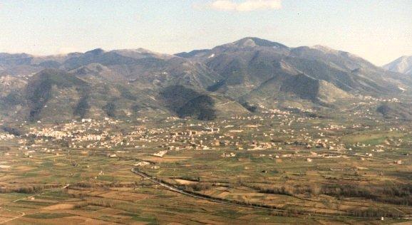 Panorama di Sant'Elia Fiumerapido